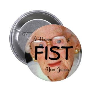 Quiero al puño su botón de la abuelita