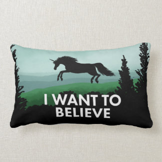 Quiero creer en almohada de los X-Ficheros de los