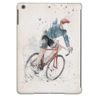Quiero montar mi bicicleta funda iPad air