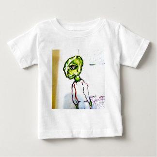 Quiero ser amado camiseta de bebé