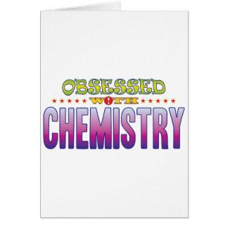 Química 2 obsesionada tarjetón
