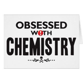 Química obsesionada tarjeton