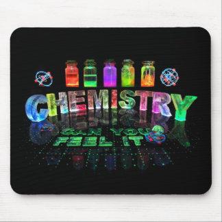¿Química - puede usted sentirla? Alfombrilla De Ratón
