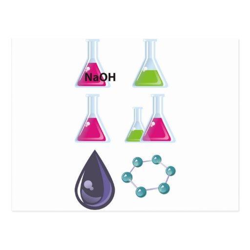 Química Postales