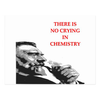 química tarjetas postales
