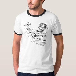 Quiropráctica de la familia de Zenker, diseño de Camiseta