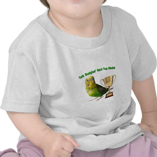 Quito - ganador siguiente de Top Model Camiseta