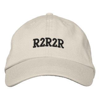 R2R2R Ballcap Gorra De Béisbol Bordada