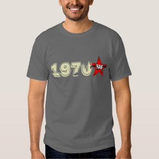 R.A.F. 1970 CAMISETAS