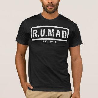 R.U.MAD - Camiseta del funcionario RUMAD [ES USTED