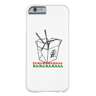 Ra del ra del ra del ra del Fa - humor del día de Funda De iPhone 6 Barely There