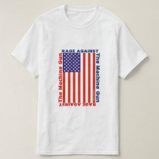 Rabia contra la ametralladora - una camisa de