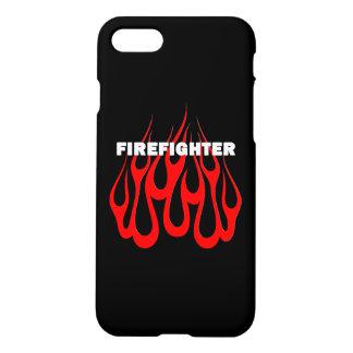 Racey flamea al bombero funda para iPhone 7