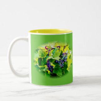 racimos de taza de las uvas 17