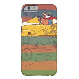 Racing Car Vintage Chicken Funda Barely There iPhone 6
