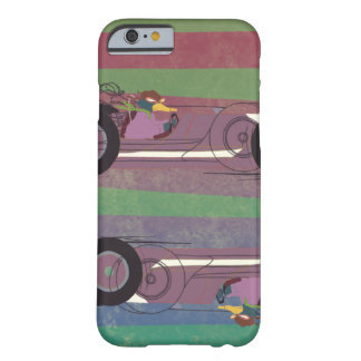 Racing Car Vintage Duck Funda Barely There iPhone 6