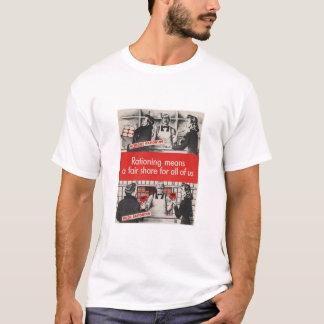 Racionar la camiseta