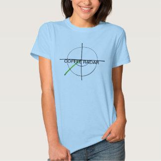 Radar del café por Jokeapptv TM Camisetas