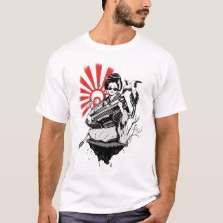 Radio japonesa camiseta