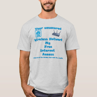 Radio libre camiseta