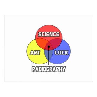 Radiografía. Suerte del arte de la ciencia Postal