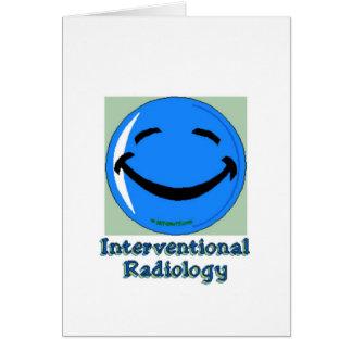 Radiología del HF Interventional Tarjeta
