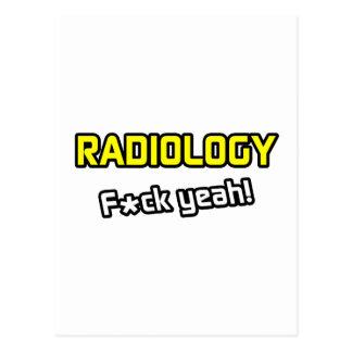 ¡Radiología… F-CK sí! Tarjetas Postales