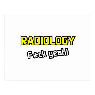 ¡Radiología… F-CK sí! Postales