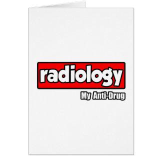 Radiología… mi antinarcótico tarjetón
