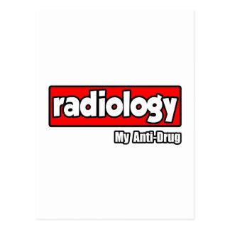 Radiología… mi antinarcótico postales