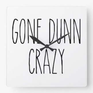 Rae Dunn inspiró el reloj de pared #1