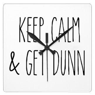 Rae Dunn inspiró el reloj de pared #2