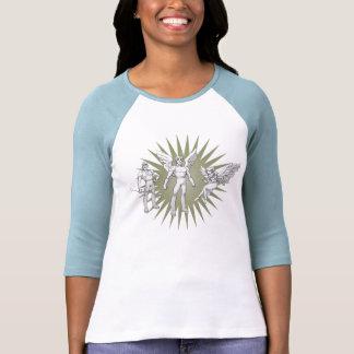 ¡Ráfaga del ángel! Camisetas