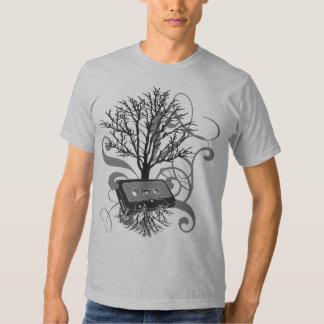 raíces 80s camisetas