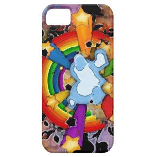 Rainbow L huile_iphone5 Funda Para iPhone SE/5/5s