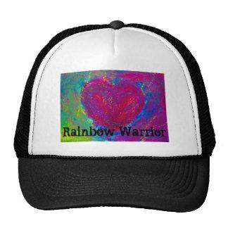 Rainbow Warrior Gorras