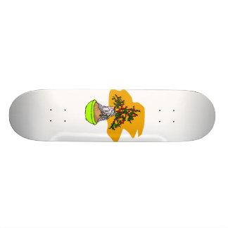 Raíz sobre imagen del gráfico de los bonsais de la patin personalizado