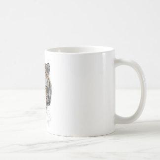 Rama el tigre taza de café