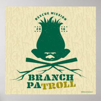 Rama Patroll 2 de los duendes el | Póster