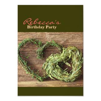 Ramas de árbol del amor anuncios personalizados