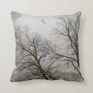 Ramas desnudas del arte de la naturaleza de los ár