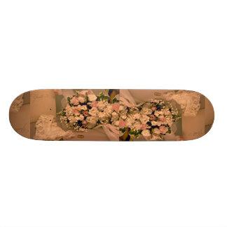 Ramo hermoso del boda monopatín 18,4 cm