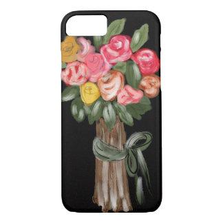 Ramo intrépido de la flor funda iPhone 7