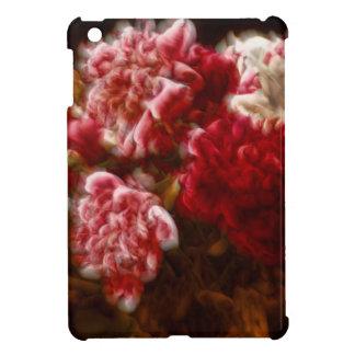 Ramo rojo llameante de la flor del Peony