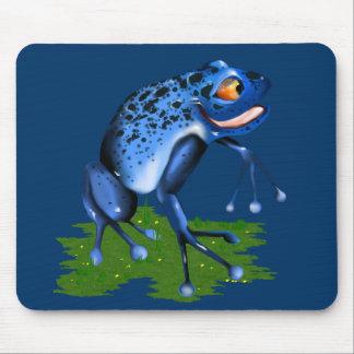 Rana del *Blue Tapetes De Ratón