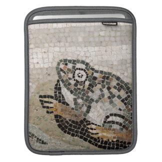 Rana, mosaico del Nilo, de la casa del fauno Mangas De iPad
