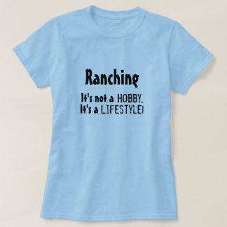 """""""Ranching: No es una afición…"""" Camisa"""