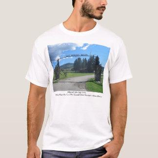 Rancho del este de Moreno, jerarquía de Eagle, Camiseta