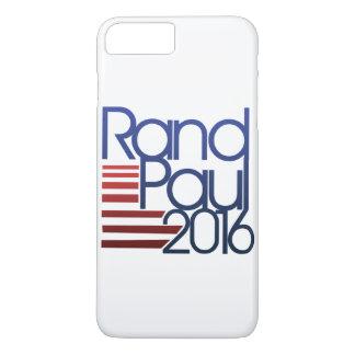 Rand Paul 2016 Funda iPhone 7 Plus