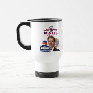 Rand Paul para presidente Travel Mug Taza De Viaje